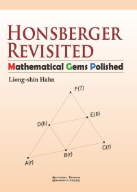 Honsberger Revisited:Mathematical Gems Polished