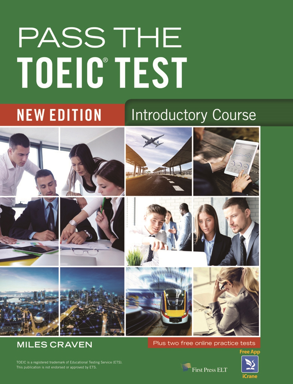 Pass the TOEIC Test Introductory (New Ed;初級) (with Key & audio scripts)