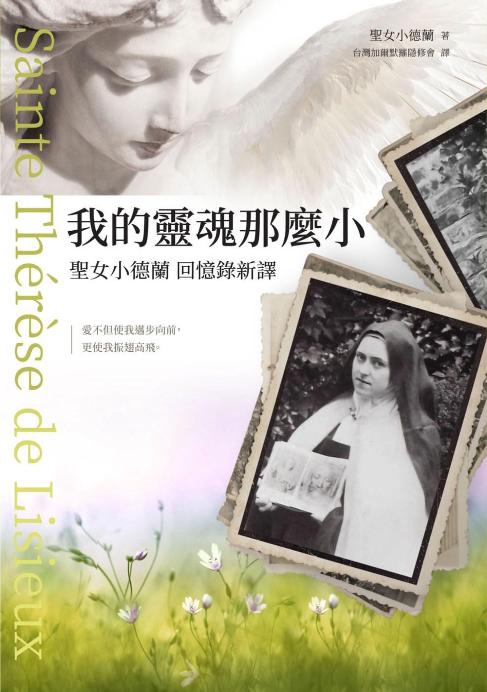 我的靈魂那麼小:聖女小德蘭回憶錄新譯