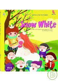 Snow White 白雪公主+1CD