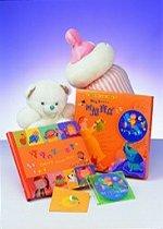 寶寶的第一本書(單書+立體空白光碟+信封)