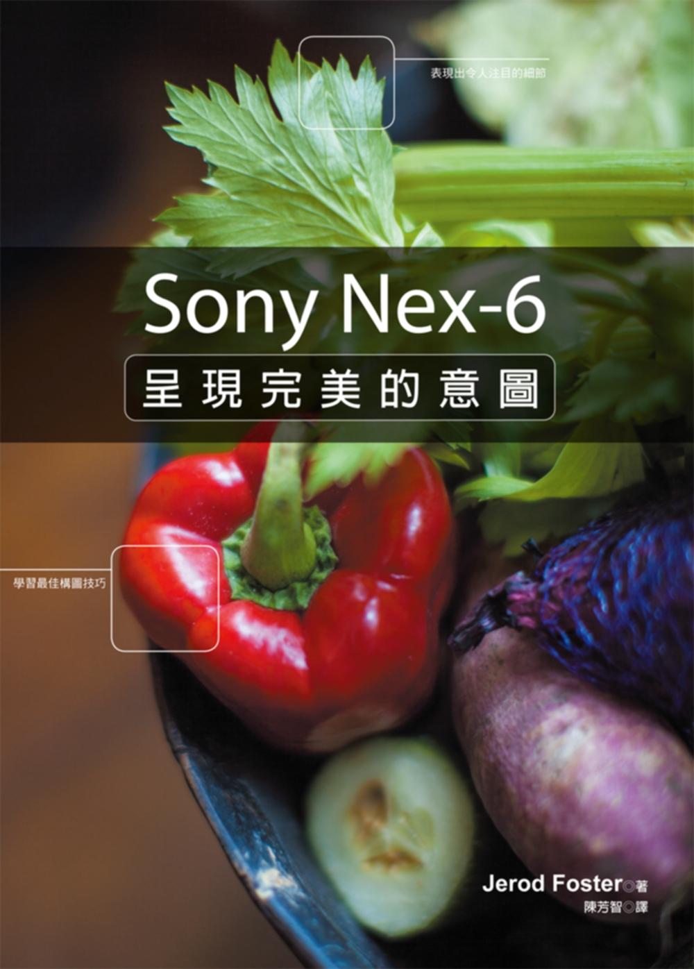 Sony Nex-6 呈現完美的意圖
