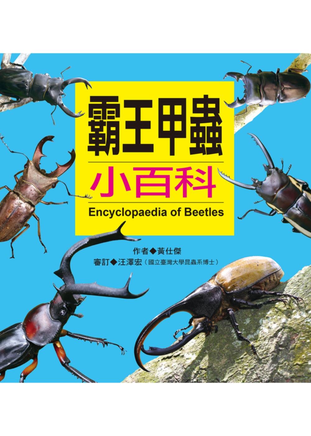 霸王甲蟲小百科(新版)