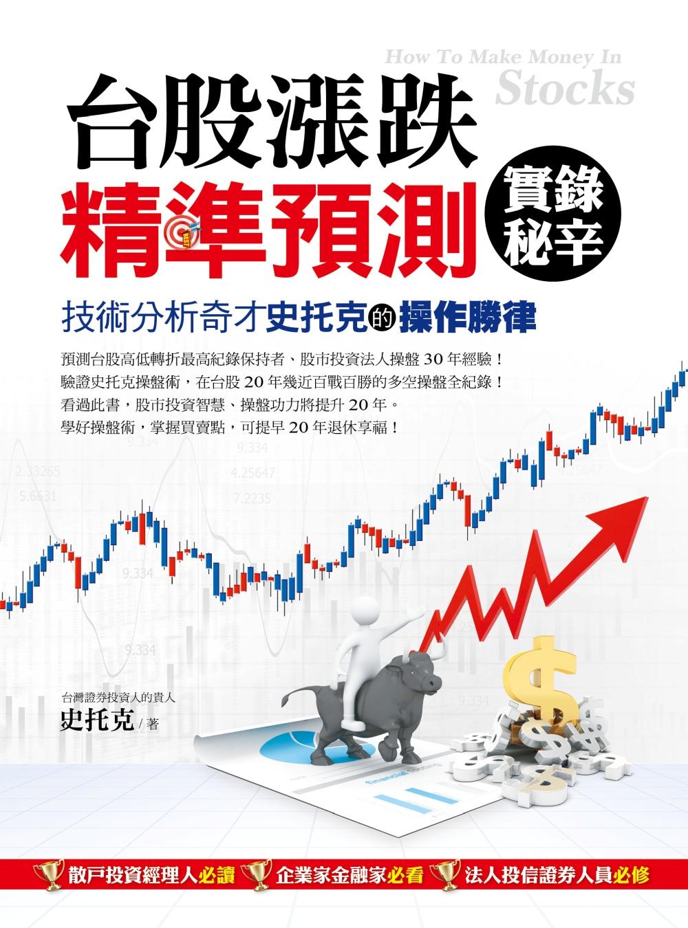台股漲跌精準預測實錄秘辛
