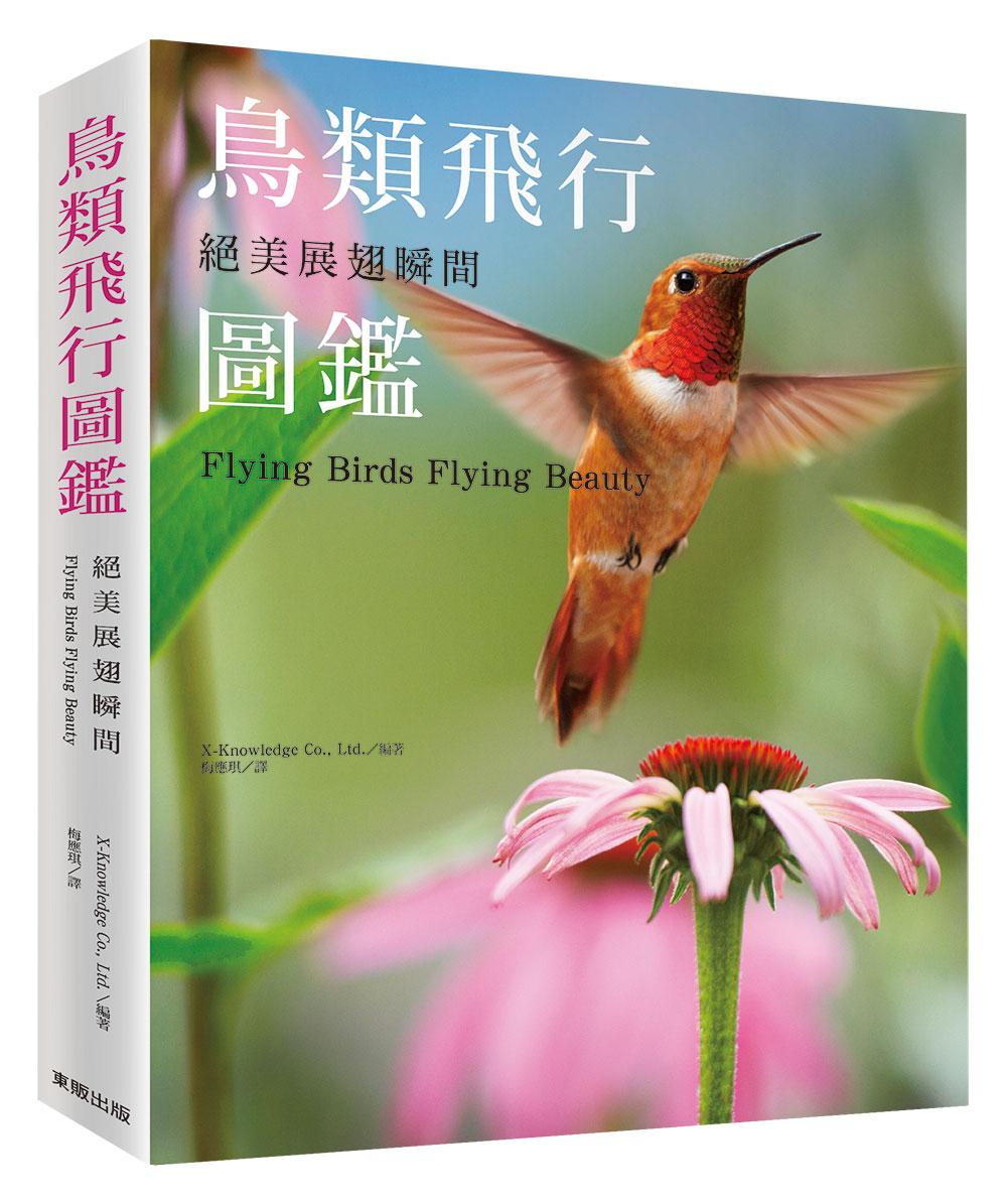 絕美展翅瞬間:鳥類飛行圖鑑