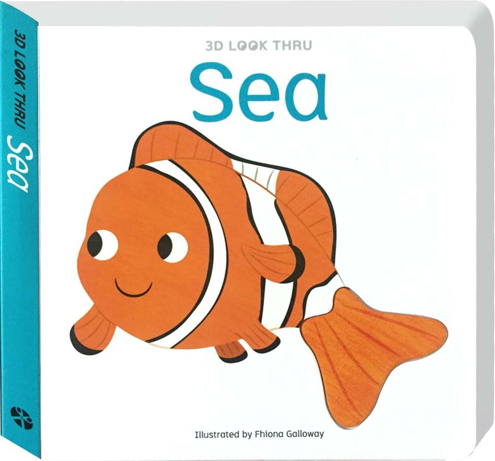 3D LOOK THRU:Sea