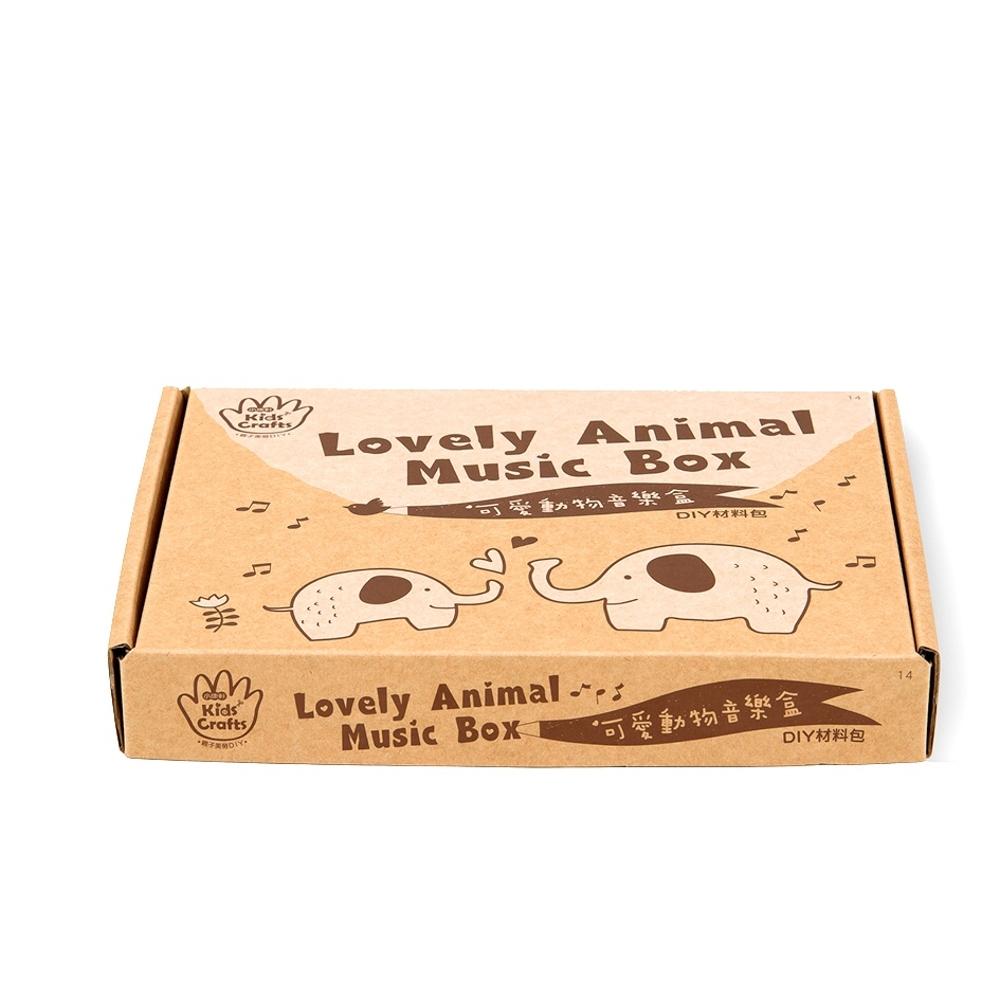 可愛動物音樂盒