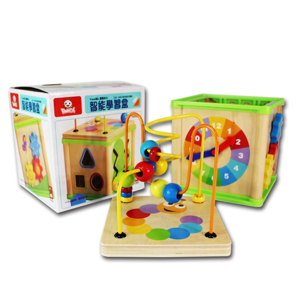 寶寶多元智能學習盒:FOOD超人