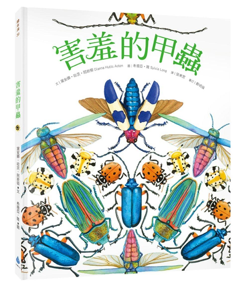 害羞的甲蟲