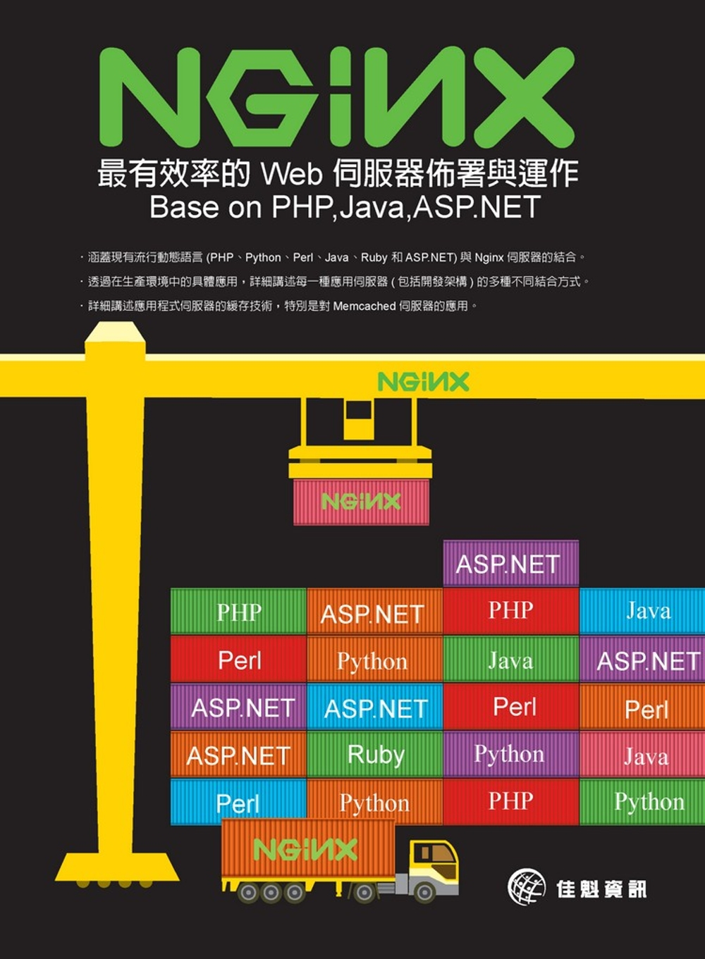 Nginx-最有效率的 Web 伺服器佈署與運作 Base on PHP,Java,ASP.NET