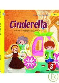 Cinderella 灰姑娘+1CD