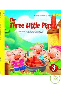 The Three Little Pigs 三隻小豬+1CD