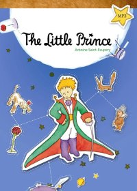 The Little Prince(25K彩色版+1MP3)