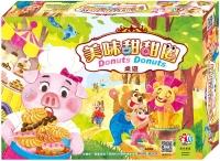 【桌上游戏】美味甜甜圈 Dounts Dounts